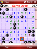 Minesweeper End Game